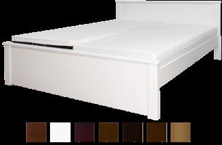 Wiking fehér ágykeret