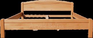 Anton ágykeret bükkfából