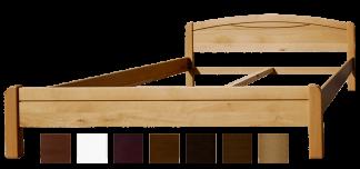 Anton Bükkfa ágykeret